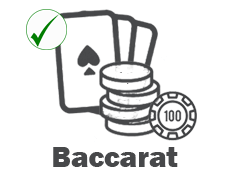 Baccarat-Icon-Tick