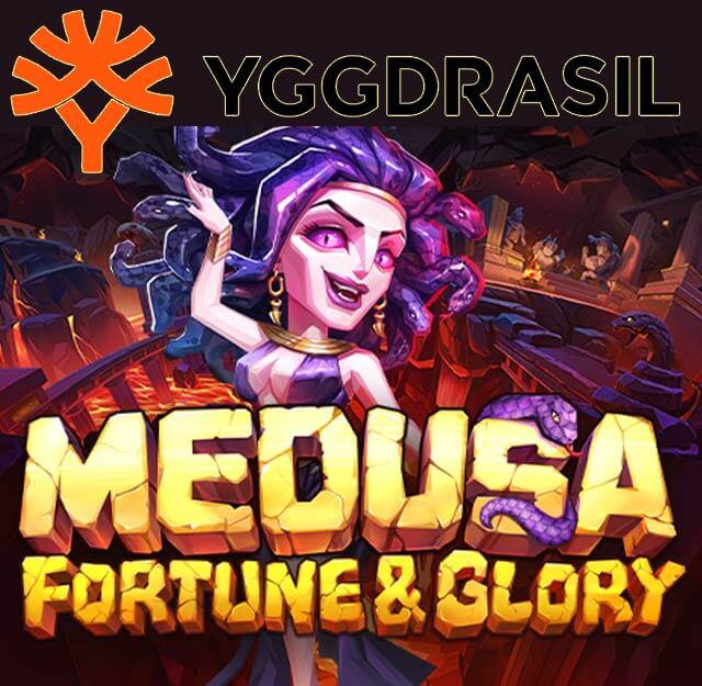 Yggdrasil-Gaming-Medusa-Fortune-&-Glory-Slot