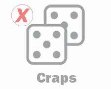 Craps-Icon-X
