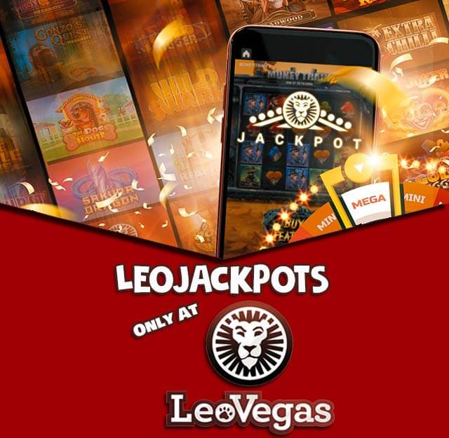 LeoVegas-Release-Innovative-LeoJackpot