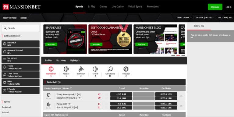 MansionBet-website-3