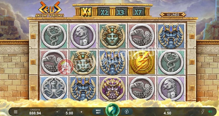 Ancient-Fortunes-Zeus--Carousel-Image-2
