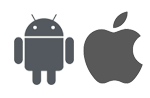 Apple-and-Android-Icons